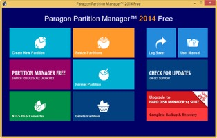 Paragon Partition Manager Free Edition (64-bit)